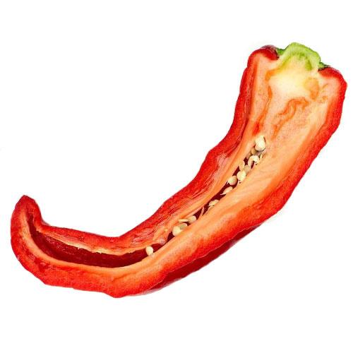 Propiedades Pimiento Italiano Rojo