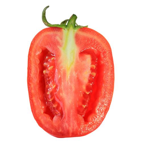 Características tomate cherry pera