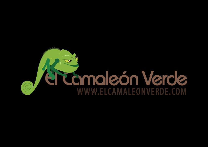 El Camaleón verde