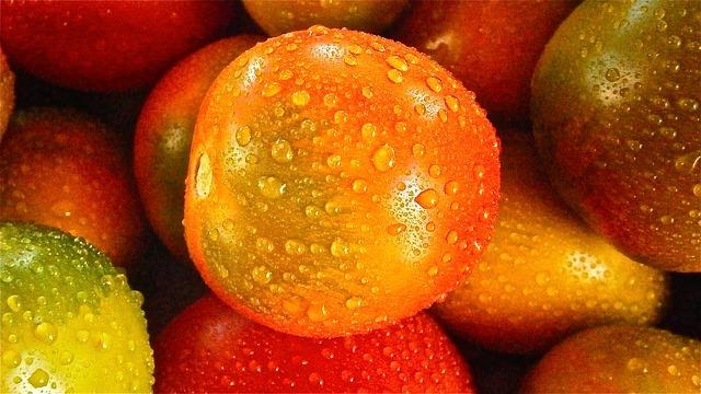 consumo de tomate ecológico