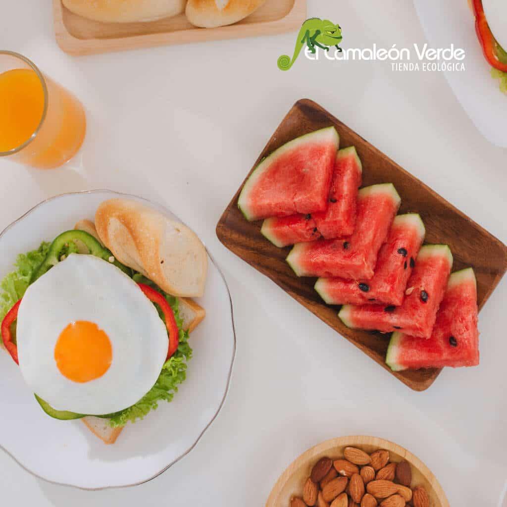 Ideas para un desayuno ecológico